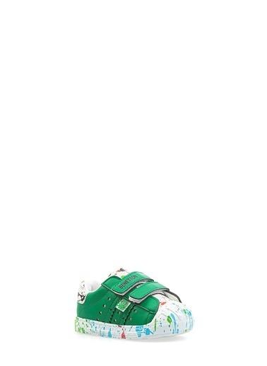 Benetton Bn1017 Çocuk Spor Ayakkabı Yeşil